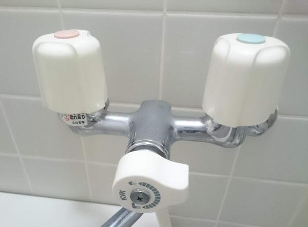 2ハンドルの混合水栓